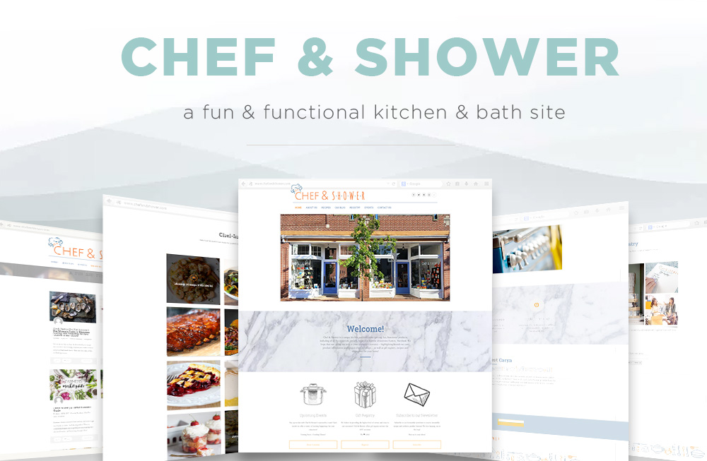 Chef & Shower