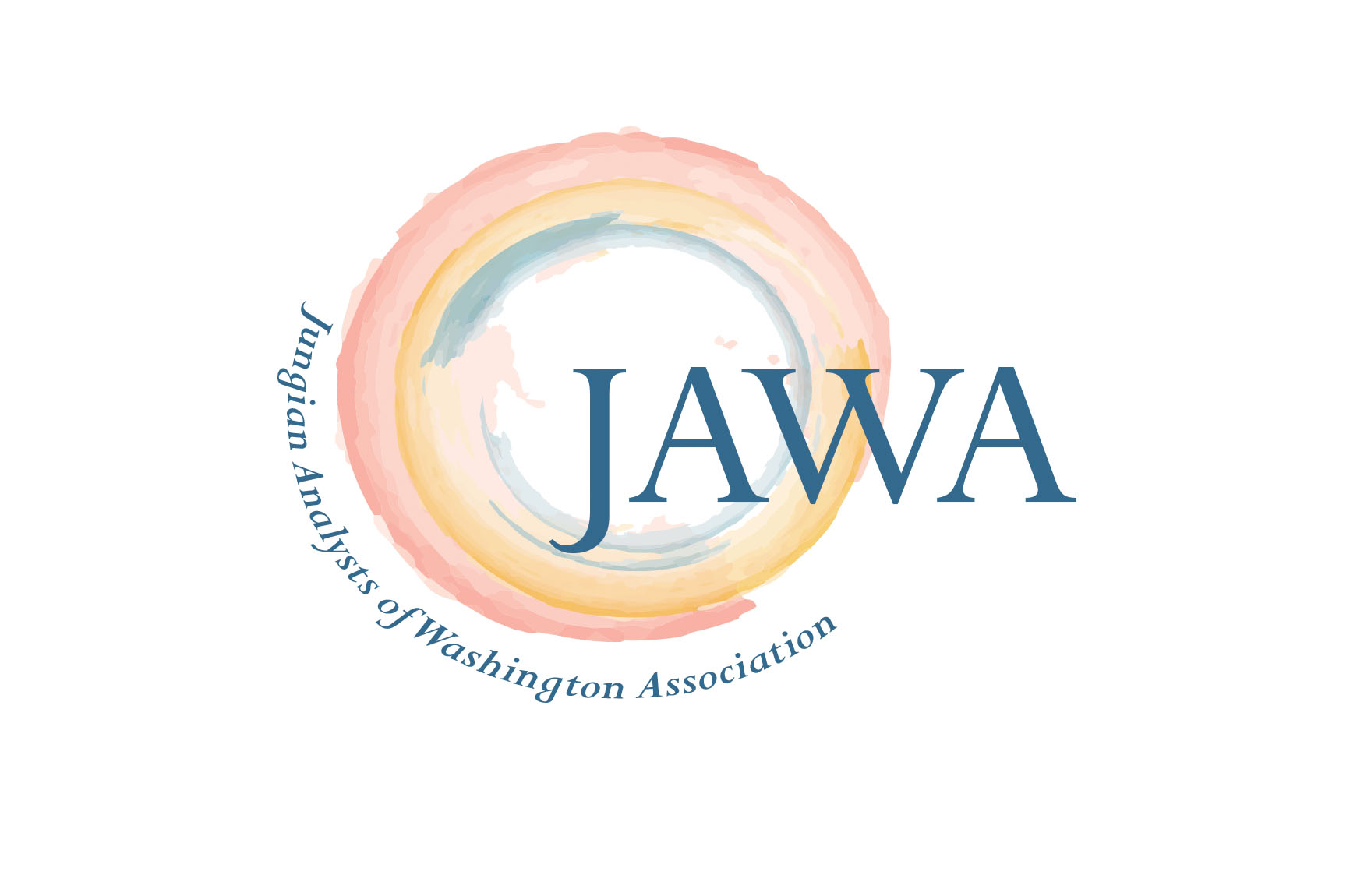 Logo Design | Jungian Analysts of Washington Association by Rockfish Media | Maryland Businesses | Branding